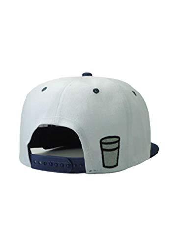 Imagen de unisex hombres mujeres sombrero moda ajustable hip hop moda cómoda casual  de béisbol@un tamaño_azul alternativa