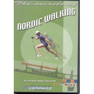 """Die Nordic Walking Fibel mit DVD: Inklusive DVD """"Nordic Walking COMPACT"""" International in 3 Sprachen"""