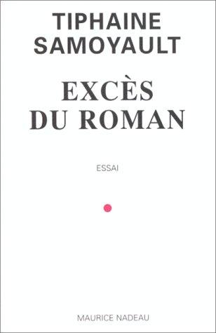 Exces du roman