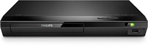 Philips BDP2300 Blu-ray-Player schwarz