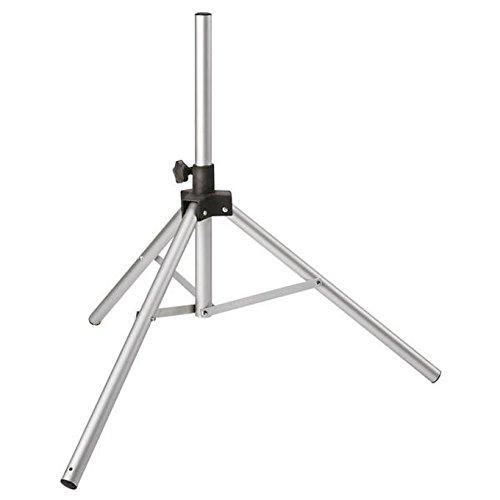 Berger Sat Stativ Alu, Dreibein, für alle Sat-Spiegelgrößen, L 100 x B 100 x H 90 cm, klappbare Sat Halterung