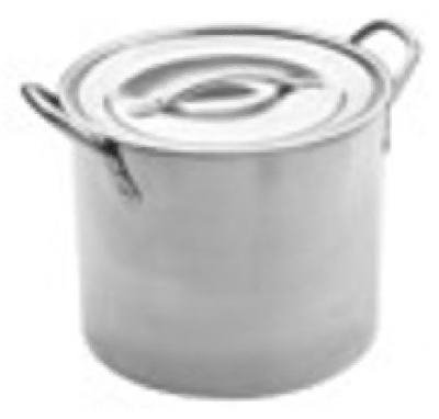 16QT SS Stock Pot by Bradshaw 16 Quart Stock Pot