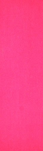 Black Widow Grip Single Sheet Neon Pink Skateboarding Grip tape by Black Widow Grip Tape -
