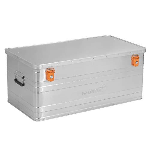 ALUBOX B140 - Aluminium Transportbox 140 Liter, abschließbar