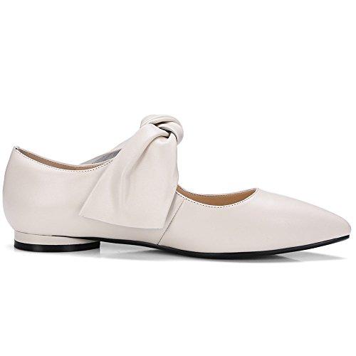 Nine SevenFlats Shoes - Balletto donna Beige