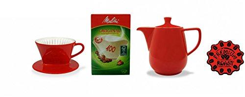 Action Single Kaffee Set Friesland Melitta Kaffeefilter + ... Schnelle lieferung