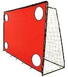 POWERSHOT - Fußballtor - Kindertor aus Stahl 3x2 m -