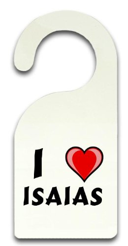 personalised-door-hanger-sign-with-text-isaias-first-name-surname-nickname