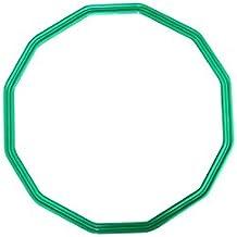 Softee 0007510 - Aro plano poligonal, 50 cm, colores surtidos