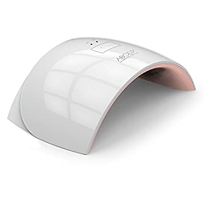 Abody SUN9C 24W LED UV Lamp Nail Dryer Nail Lamp Curing for Shellac and other LED UV Nail Gel White Light Nail Art Painting Salon Tools for Fingernail & Toenail