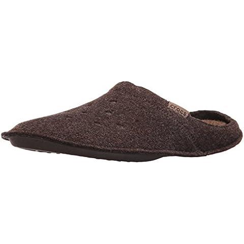 Crocs Classic Slipper-  Zuecos Unisex Adulto