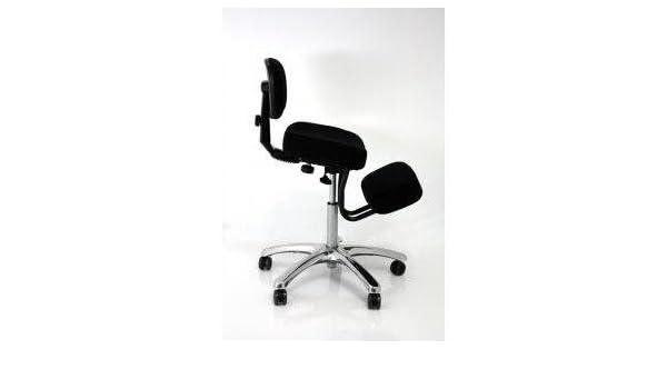 Sgabello ergonomico con schienale sgabello ergonomico con