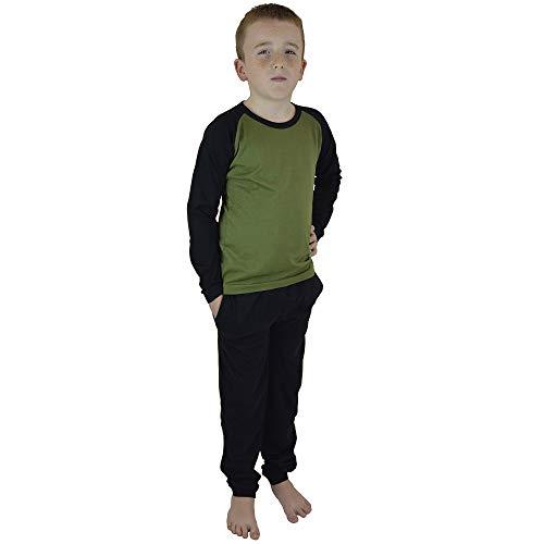 32e051afee CityComfort Pigiama Pixel Ragazzi Pigiami per Bambini Pigiama 100% Cotone  Felpa con Cappuccio Tuta da
