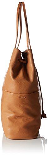 ECCO - Handa, Borse a spalla e Hobo Donna Marrone(Lion 90056)