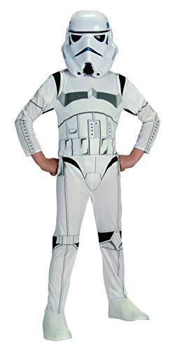 Rubies Star Wars Rebels Imperial Stormtrooper Costume, Child Medium by Rubies
