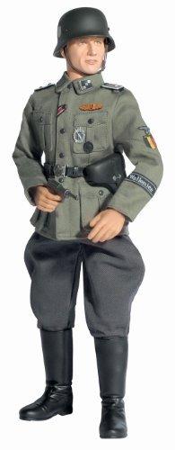 Dragon Models 12 Inch - Obersturmfuhrer Karl Hellebaut Sturmbrigade Wallonien - 1/6 Action Figure by World War II