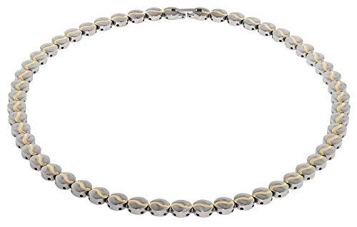 Boccia Titan Damen-Halskette Wave 08022-02
