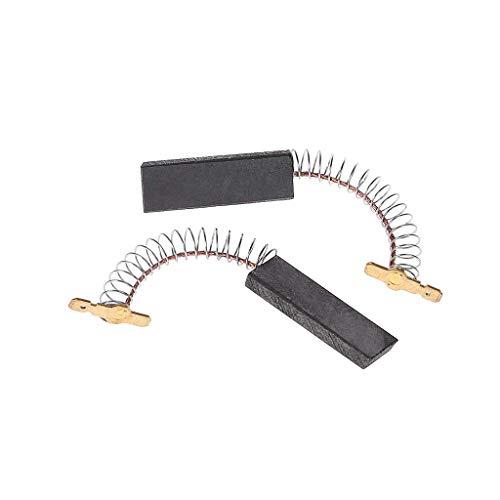 Hotpoint Ariston y Philco Indesit Escobillas y soportes para lavadora de carbono 2 unidades compatibles con Welling UFelice
