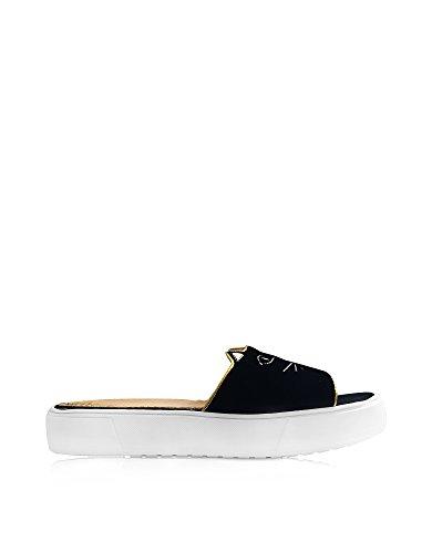 charlotte-olympia-womens-s175260001-black-velvet-sandals