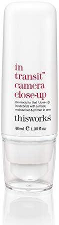 This Works In Transit Camera Close-Up - 3-in-1 vochtinbrengende crème, per stuk verpakt (1 x 0,04 kg)