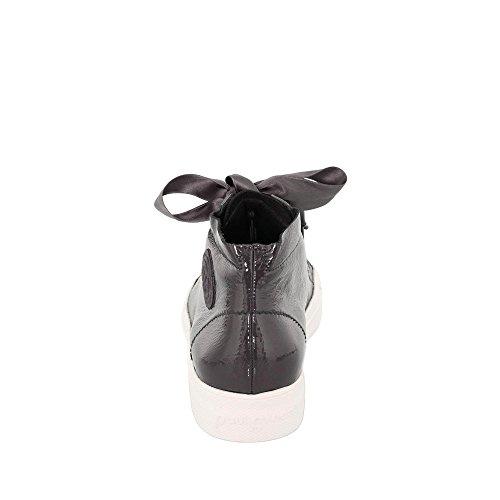 Paul Green 4628-011, Bottes Pour Femmes Grau
