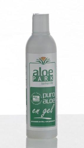 Gel de Aloe Vera 100% puro - 250 ml - pack 3 tubos