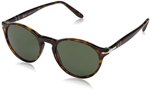 Persol Herren 0Po3092Sm 9049Q8 50 Sonnenbrille, Blau (Blute Grey/Azure Blue),