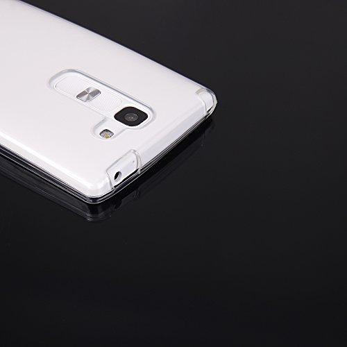 EGO® Ultra Slim Soft Back Case Gel TPU Silikon durchsichtig für iPhone 6 Plus Cover Transparent Crystal Clear Schale Bumper Dünn Schutz Hülle Flexibel Elastic durchsichtig