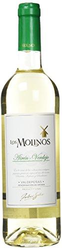 Los Molinos D.O.P. Valdepeñas Vino Blanco Verdejo - 750 ml