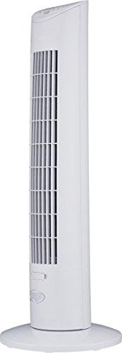 Argoclima Ivy Tower Ventilatore a torre, Bianco