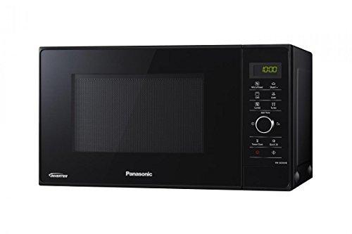 Panasonic NN-GD35HBGTG Kombi-Mikrowelle mit Grill und Dampfgarer / Steamer / 1.000 W / Pizzapfanne /...