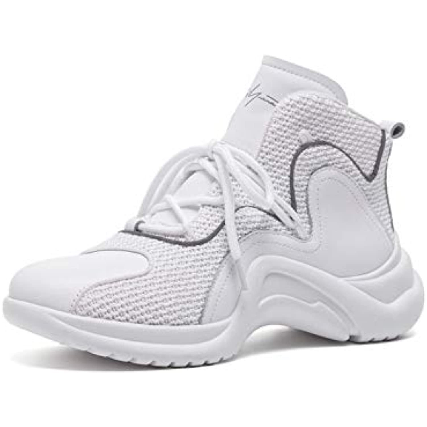Shirloy Petites Chaussures Blanches Muffins Bas Cuir dentelbottes Femmes confortaboccasionnels Chaussures... Mailles Chaussures... confortaboccasionnels - B07JXYRX2R - ef01d1