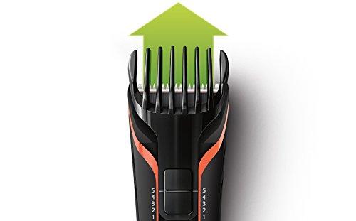 Philips BodyGroom TT2039/32 - Afeitadora corporal inalámbrica, con cabezal de recorte y de afeitado