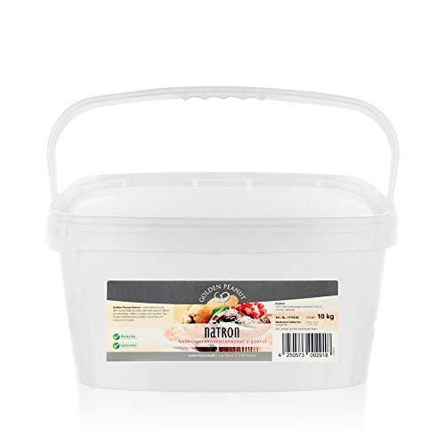 Natron 10kg Premium Qualität 99,3{40917f3c1217808874b417ee96986269e1a4db73474ea1da26528170440ad46f} Reinheit Lebensmittelqualität EU-Ware Natriumhydrogencarbonat Natriumbicarbonat Backsoda