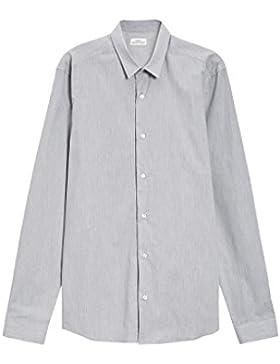 next Hombre Camisa Elástica Mang