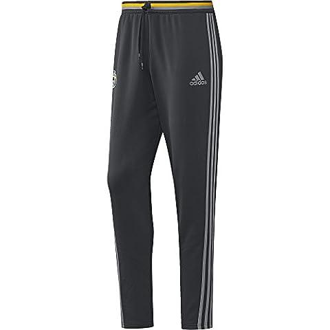 Survetement Entrainement Foot - adidas Juventus Pantalon Homme, Gris Foncé/Ch Solid