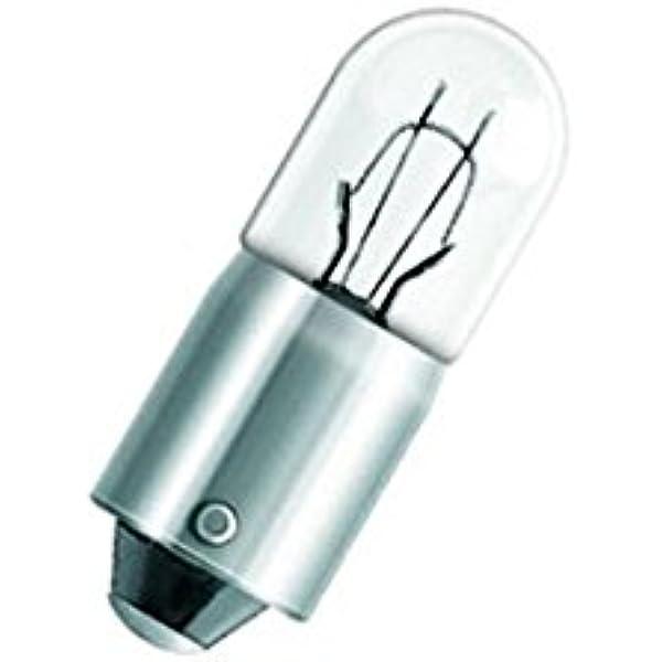 Osram Original Sonderlampe T4w 3930 02b 24v Doppelblister Auto