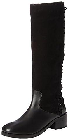 Joe Browns Stylish Lace Back Riding, Escarpins femme - noir - Black (A-Black), 38 2/3
