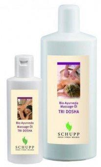 BIO AYURVEDA Massaggi Olio Tri Dosha di SCHUPP GMBH & CO.KG - 1000 ml