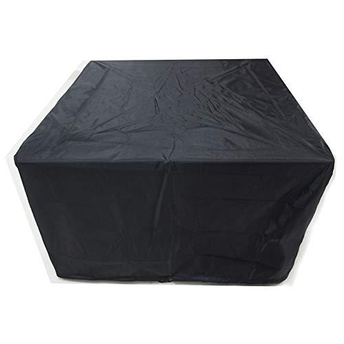 VLERHH Fundas para Muebles De Jardín, 210D Oxford Tela Cubierta para Parrilla Impermeable Barbacoa...