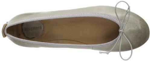 Bisgaard 80903114 Mädchen Ballerinas Grau (70 Grey)
