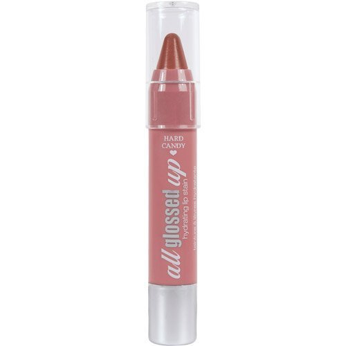 Lips Glossy Stain (ONLY 1 IN PACK Hard Candy All Glossed Up Glossy Hydrating Lip Stain, 778 Sand Castle by Hard Candy)