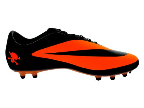 Nike - Hypervenom Phatal FG, Scarpe Da Calcio da Uomo (Orange (Orange/Black))