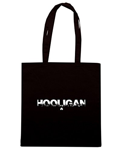T-Shirtshock - Borsa Shopping TUM0123 CELTIC HOOLIGAN Nero