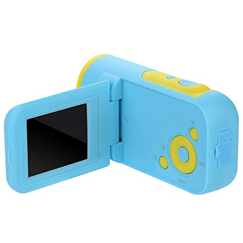 Kamera für Kinder,Harpily-Video Camcorder Full HD-HD 1080P-Handheld Digitalkamera 4xDigitalzoom (Blau)