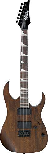 e gitarre ibanez Ibanez GRG121DX-WNF - Walnut Flat
