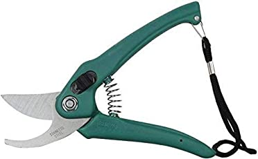 FreshDcart Pruning Plant Trimming Shear Cutter Scissor Trimmer Branches with w/ Safety Lock for Home Garden Cutting Flower Branch - Plant Cutter Scissors w/ Superior Blades,Better Than Traditional Hedge Trimmer, Tree Clippers