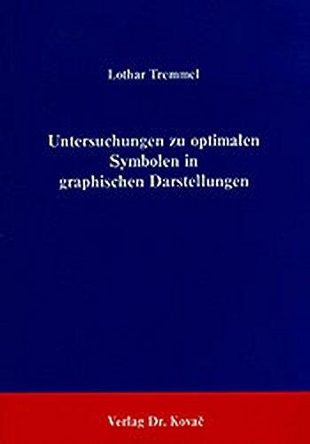 Untersuchungen zu optimalen Symbolen in graphischen Darstellungen .