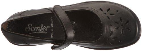 Semler Flora F5805-012-001, Chaussures basses femme Noir 001 - V.1