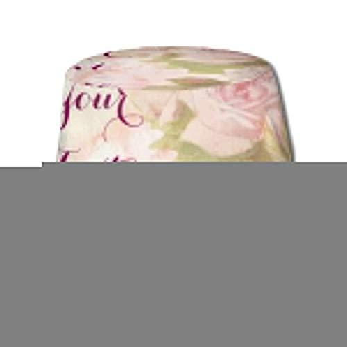 DDOBY Schöne Vintage weiche rosa Rosen Blumen Aquarell Unisex Mode Print Eimer Hut Sommer Fischer Cap Packable Outdoor Sonnenhut - Wandern, Strand, Sport -